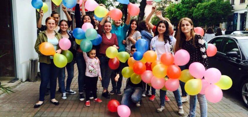 1 ივნისი-ბავშვთა  დაცვის  საერთაშორისო  დღე