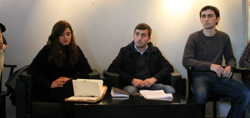 დისკუსია: სოფელი ღურტა, ჰიდროპროექტები და სტუდენტები