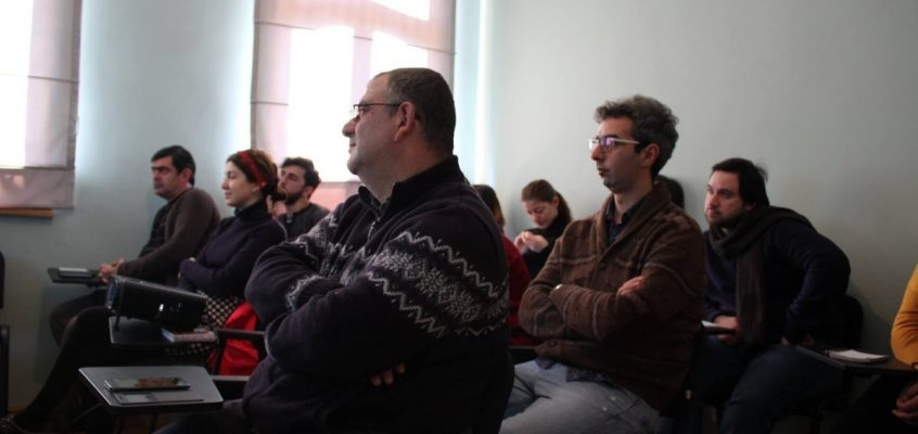 ტრენინგი:საქართველო და ევროკავშირი-ასოცირების შესახებ შეთანხმება