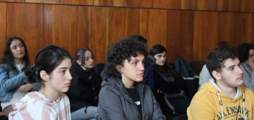 სემინარი ქედის ახალგაზრდობის ცენტრში